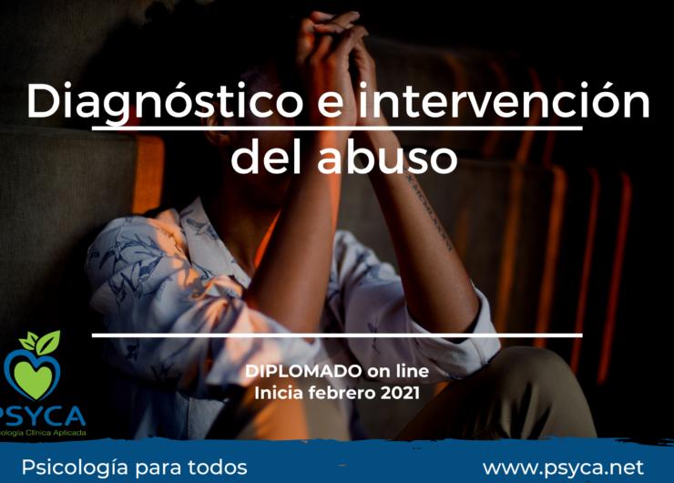 Diagnóstico e intervención del abuso
