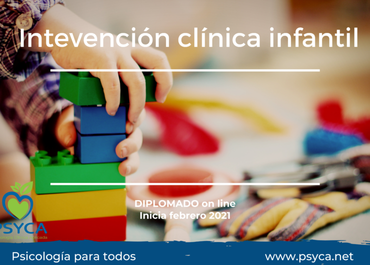 DIPLOMADO Intervención Clínica Infantil